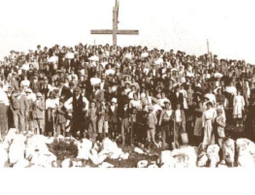 La Historia de la Cruz del Picu Pienzu