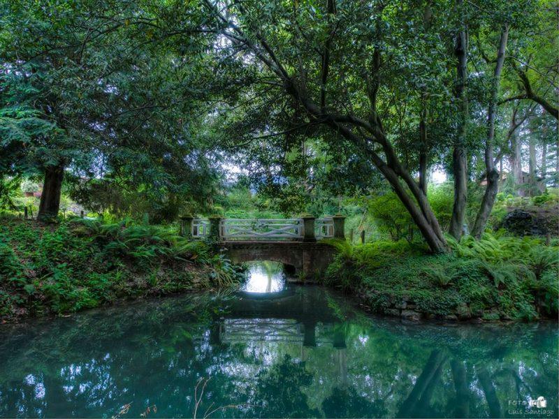 Jardín Botánico del Atlántico, Gijón – La Quintana de Romillo