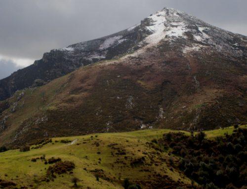 Pico Pienzu. Sierra del Sueve
