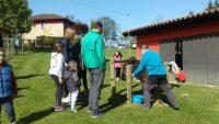 Alojamiento, granja, animales, Asturias