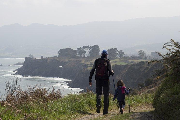 Rutas en Asturias con niños